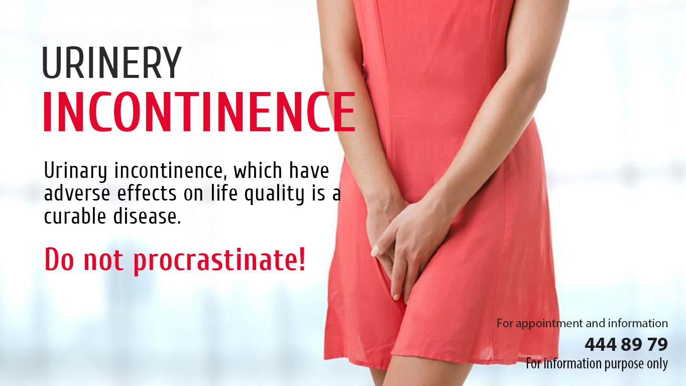 Urinery Incontinence