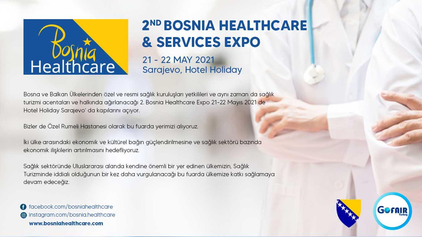 2ND Bosnia Healthcare & Services Expo
